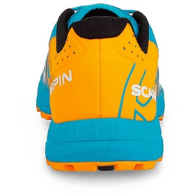 Scarpa Spin Shoes Men sea/bright orange